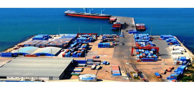 Rodaport'tan 25 milyon dolarlık antrepo yatırımı