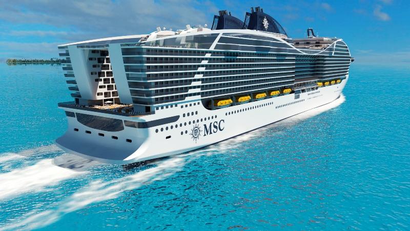 MSC Cruise'un World Class gemileri geliyor