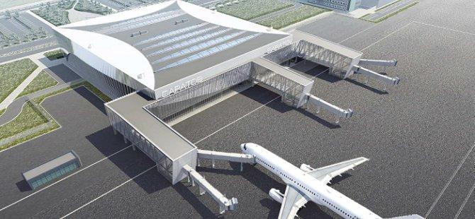Rusya'daki dev havalimanını Esta inşa edecek