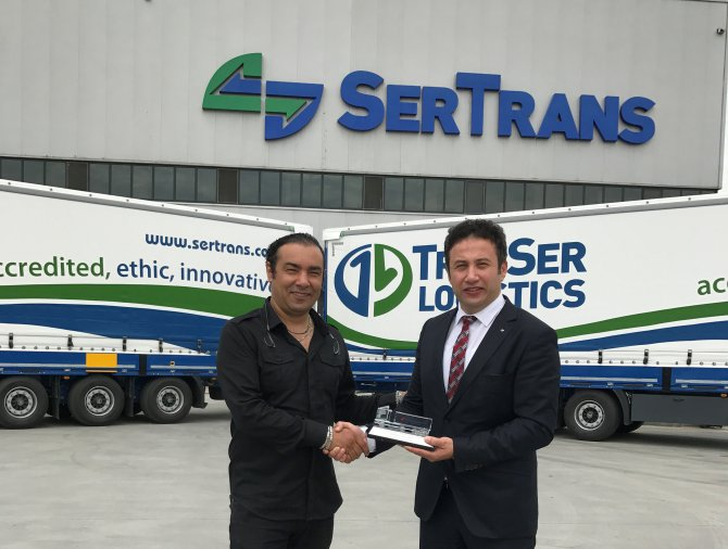Sertrans, filo yatırımlarına 60 adet Tırsan ile devam ediyor