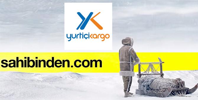 Yurtiçi Kargo'dan www.sahibinden.com hamlesi