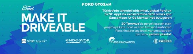 Ford Otosan'dan Girişimcilere Fırsat