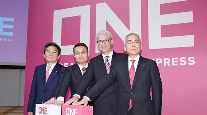 Japon konteyner operatörleri tek markada birleşti
