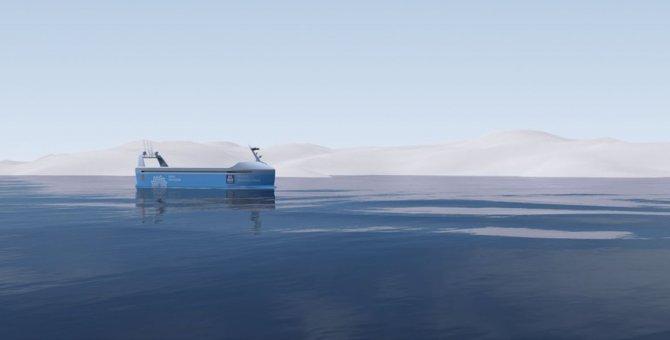 Norveçli iki firma mürettebatsız gemi inşa edecek