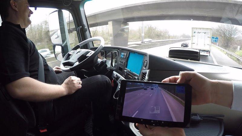 Otonom kamyonlar 2020'de yollarda