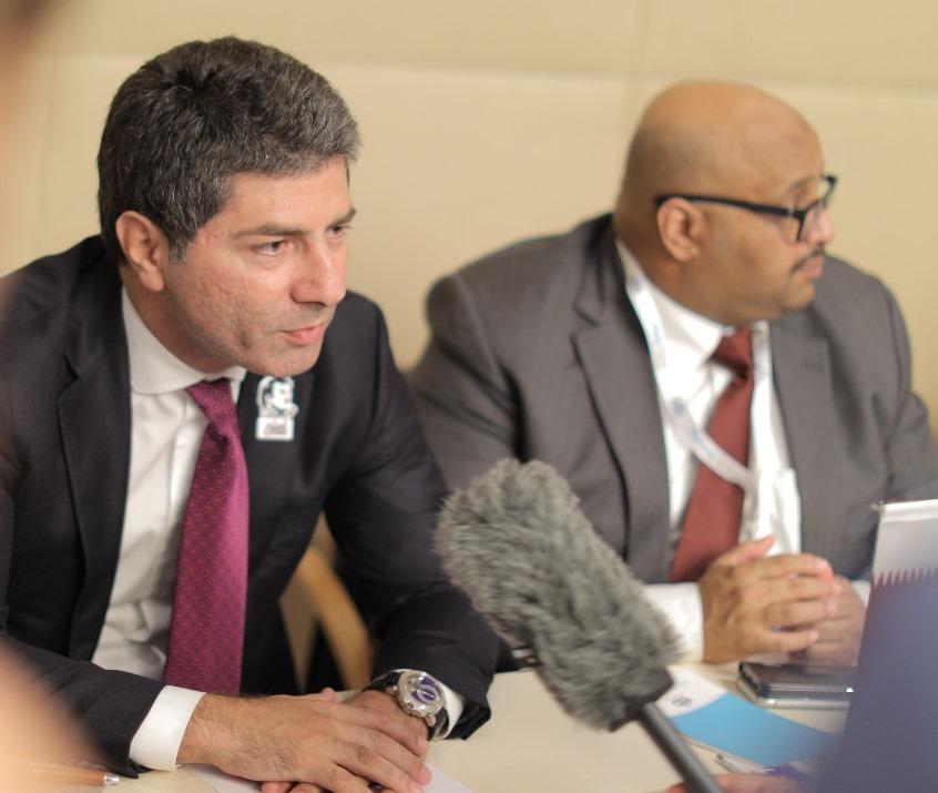 İmzalar atıldı: Katar yükleri artık Safiport'tan gidecek