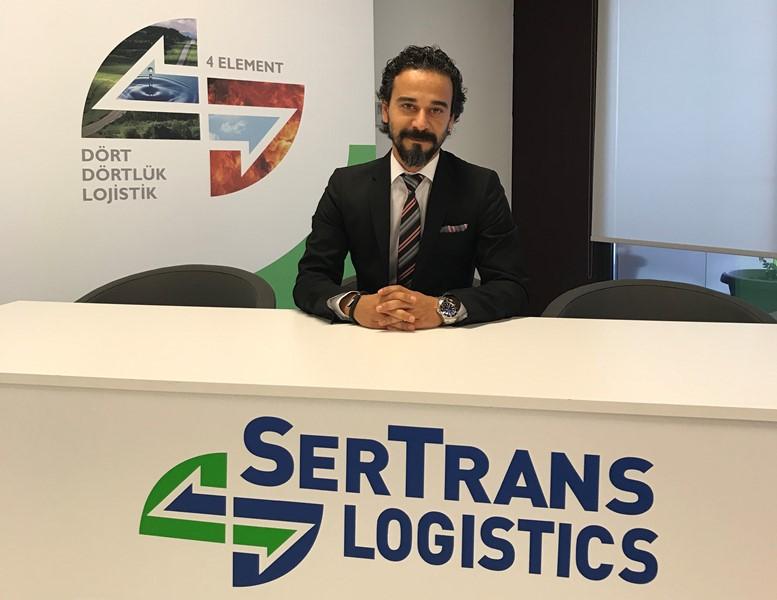 Sertrans Logistics'e yeni Hava ve Deniz Kargo Müdürü