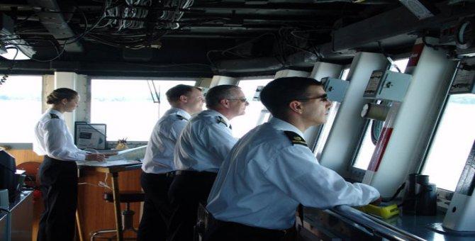 KOSDER'den gemi adamlarına acil çağrı