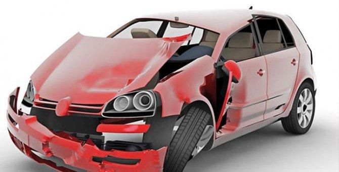 400 bin ağır hasarlı araç yollarda sigortasız dolaşıyor