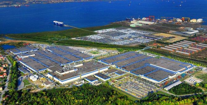 Ford Otosan'ın hedefi 4.4 milyar dolarlık ihracat