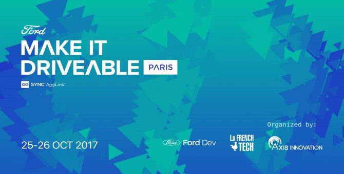 Ford, işbirliği yapacağı girişimcileri Paris'te belirleyecek