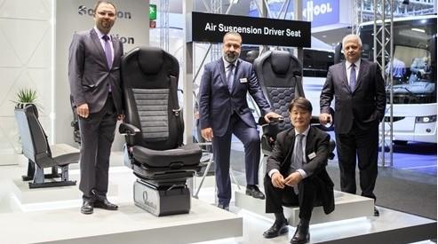 Assan Hanil, Ford için ticari araç koltuğu üretecek