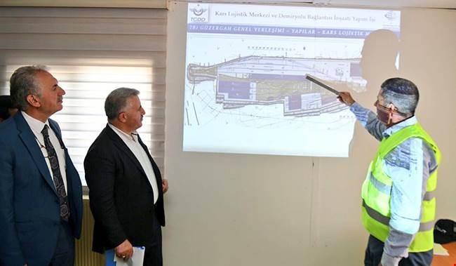 Ulaştırma Bakanı 21 lojistik projesini açıkladı
