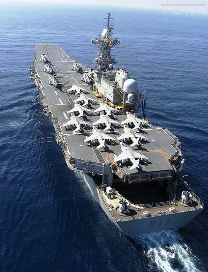 Dev uçak gemisini Türk firması satın aldı