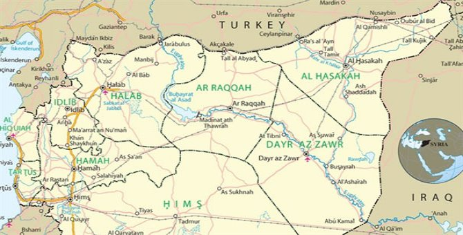 PKK 5 sınır kapısını işgal etti!