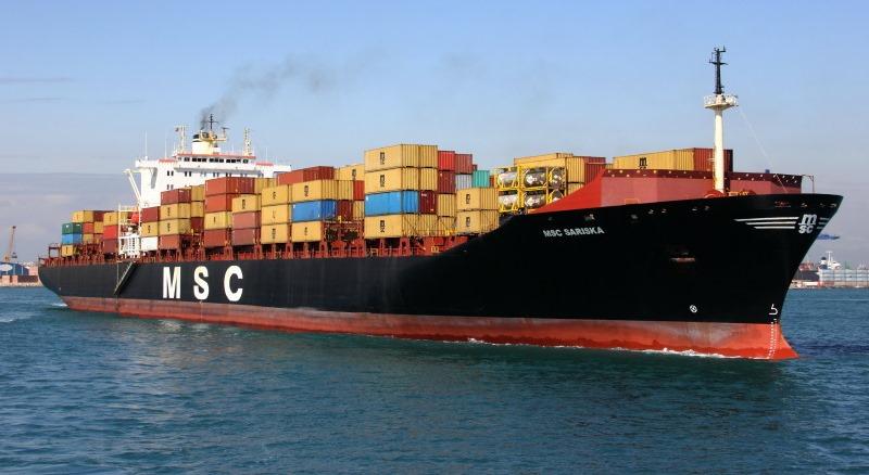 MSC, Mersin'den Katar'a direkt servis başlattı