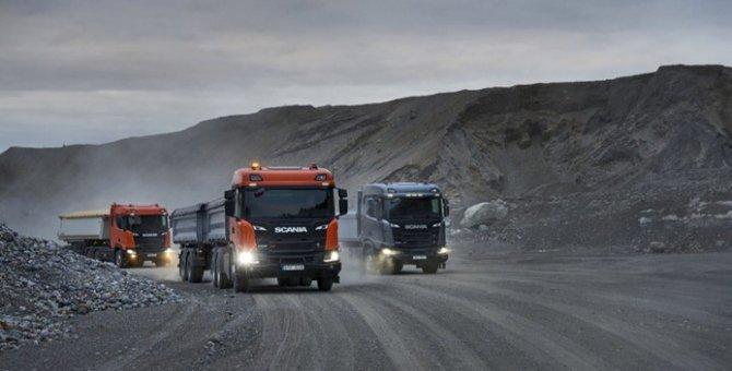 En dayanıklı Scania XT iddialı geliyor