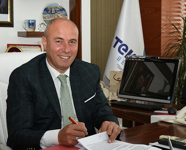 Tekkeköy, Türkiye'nin 4'ncü büyük lojistik üssü oluyor