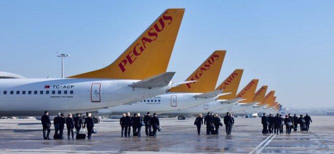 Pegasus'a 97 milyon lira ceza
