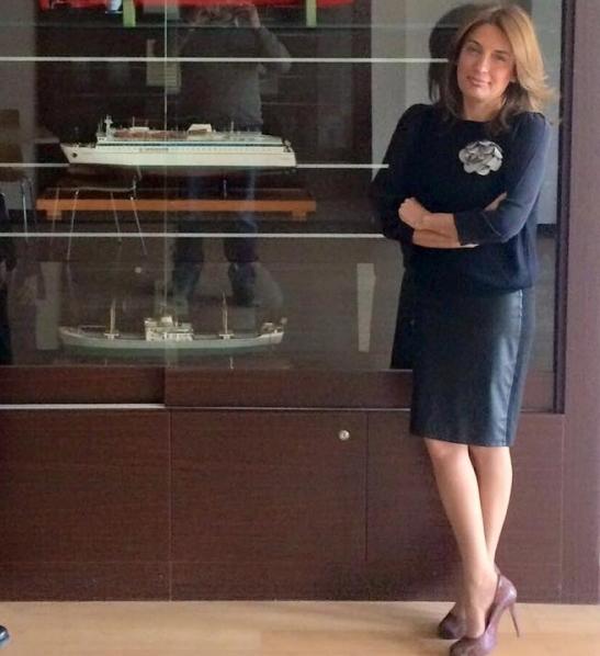 Gemi Brokerleri Derneği'nin yeni Başkanı Pelin Gezicioğlu