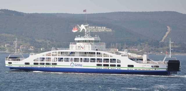 Gestaş'dan feribot ücretlerine zam