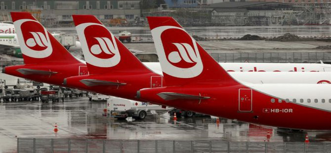 Air Berlin'in uçaklarına Lufthansa talip