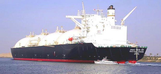 LNG tankerleri Süveyş'ten indirimli geçecek