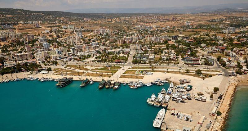 Taşucu Limanı ihalesine 5 firmadan teklif