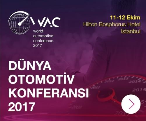 Dünya otomotivinin nabzı İstanbul'da atacak