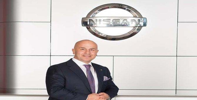 Nissan İbrahim Anaç'ı bölge direktörü atadı