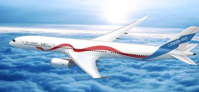 Rusya ile Çin, Airbus ve Boeing'e rakip çıkarıyor