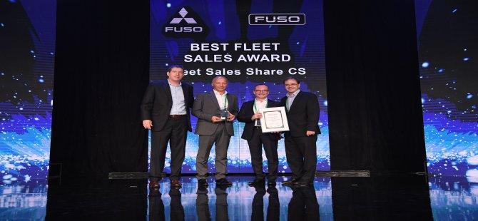 """""""En İyi Filo Satış Ödülü"""" Temsa Motorlu Araçlar'ın oldu"""