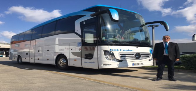 Mercedes'te otobüs teslimatları hız kesmiyor