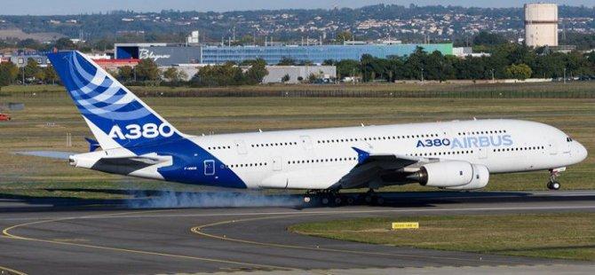 Airbus, Boeing'i yakalayamadı