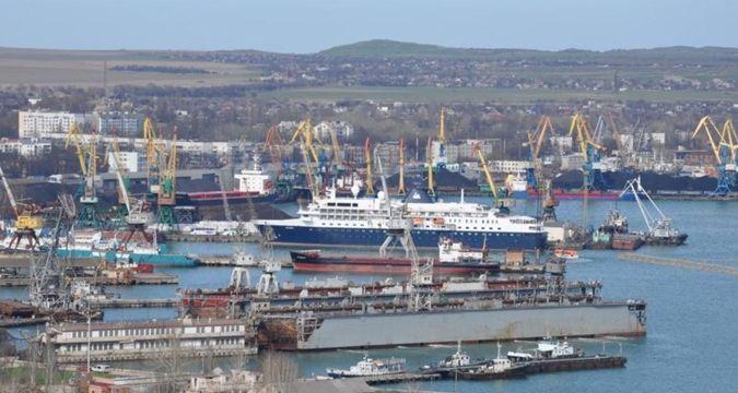 Kırım'a giren gemi Türk limanlarına giremeyecek