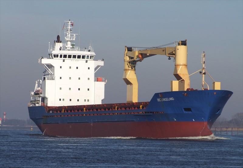 Türk kargo gemisi İspanya'da gözaltına alındı