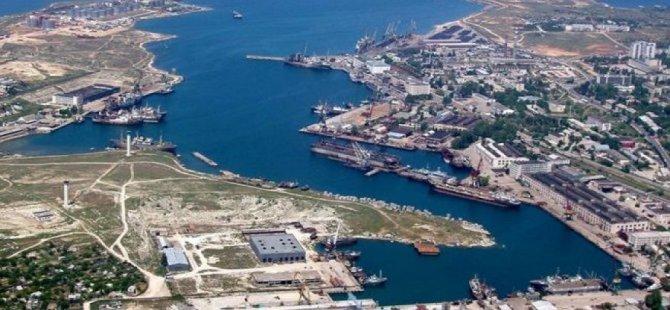 Türkiye'den, Kırım'a uğrayan gemilere sıkı kontrol