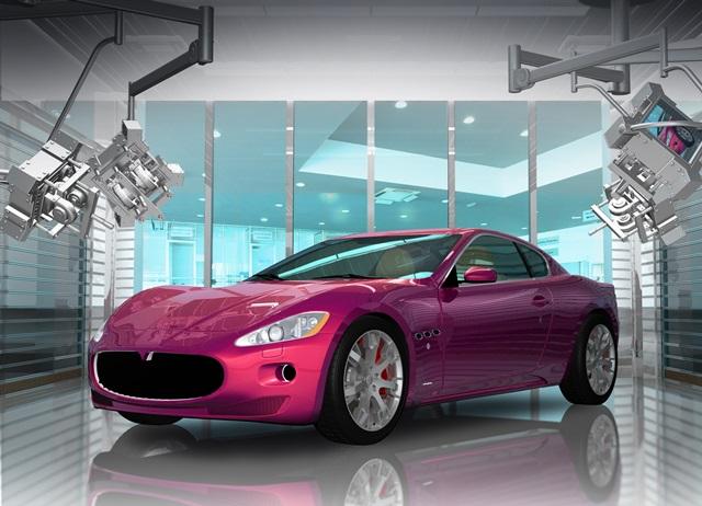 PPG ve Maserati'den İşbirliği!