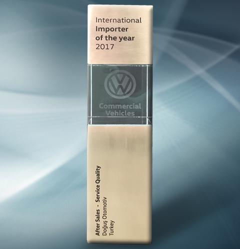 Volkswagen Ticari Araç Türkiye, Dünyanın En İyisi