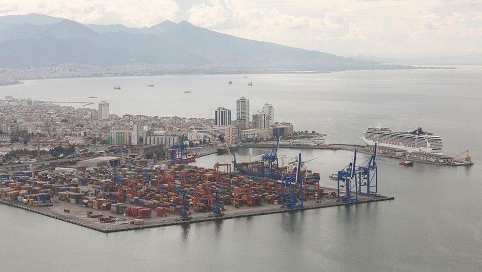 Alsancak Limanı'nda kaçak yakıt operasyonu