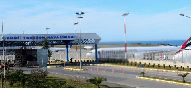 Trabzon Havalimanı'ndan uçuşlar kasım ayında sınırlı yapılacak