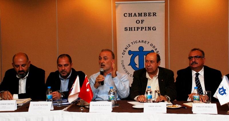 Kalkavan: Türkiye'nin deniz gücünü kuruyoruz