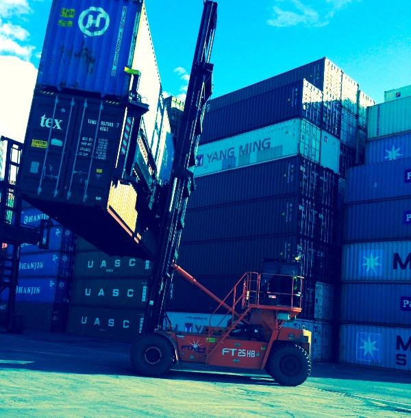 """ABS İstif, """"efsane marka""""yı limanlarla buluşturuyor"""