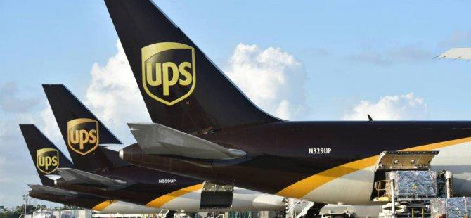 UPS'in güçlü faaliyetleri olumlu sonuç verdi