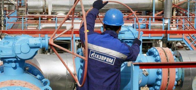 """Gazprom'dan """"TürkAkım"""" uyarısı"""