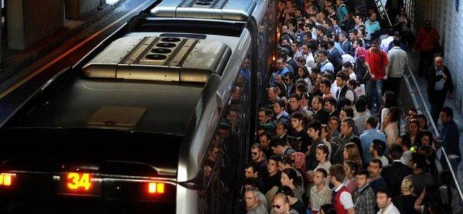 Netleşti: Metrobüste son durak Silivri