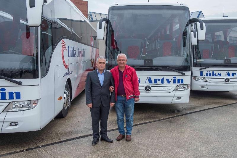 Lüks Artvin Seyahat filosuna 6 Tourismo