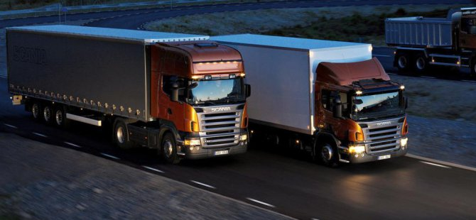Lojistik sektöründe eğitimli şoför açığı