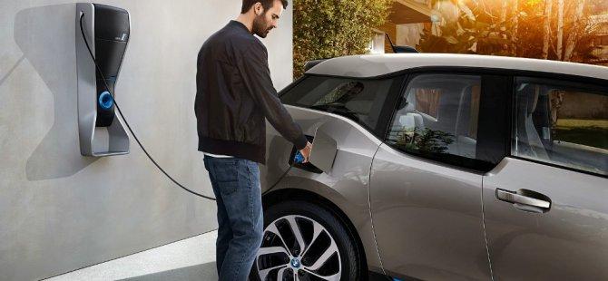 PO'dan elektrikli araç için ilk şarj noktası!