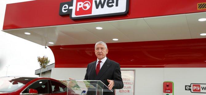 Petrol Ofisi'nden e-POwer ayrıcalığı